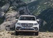 Wallpaper of the Day: 2018 Mercedes X-Class - image 724002