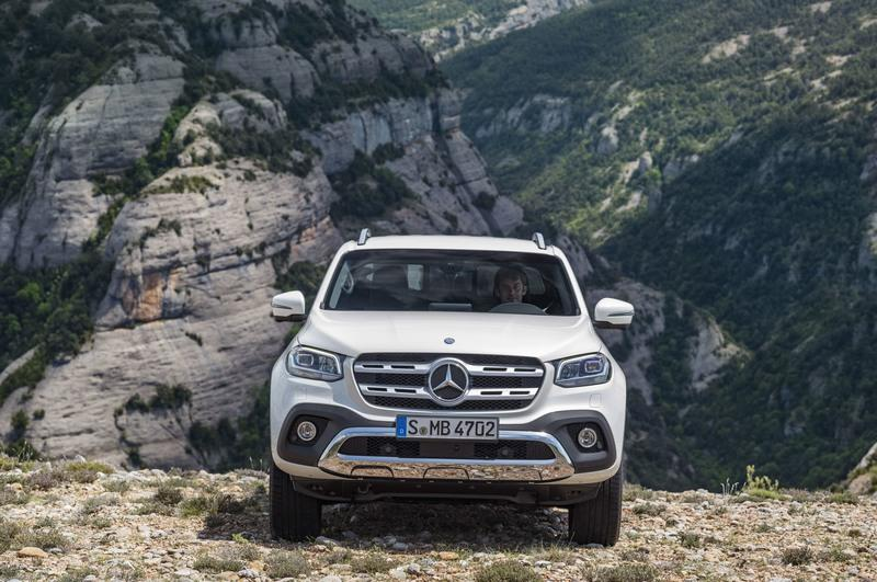2018 Mercedes-Benz X-Class High Resolution Exterior - image 724002