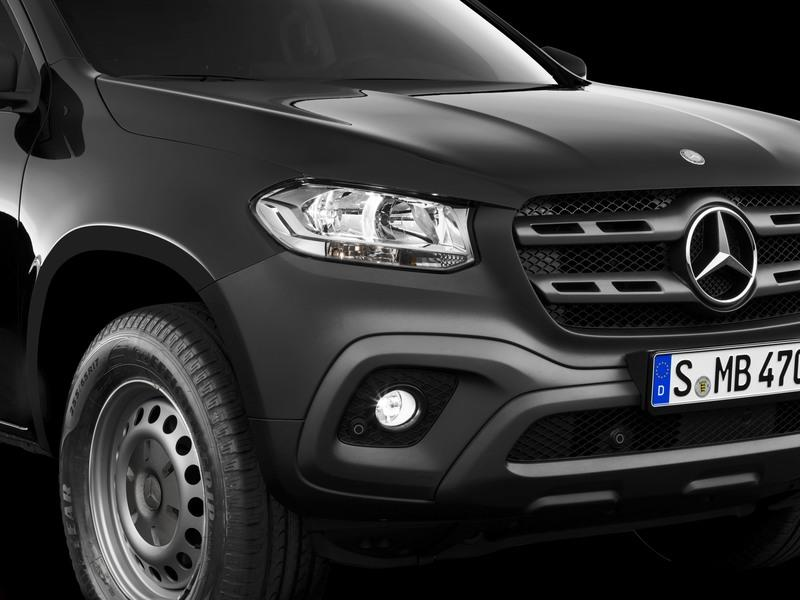2018 Mercedes-Benz X-Class High Resolution Exterior - image 724047