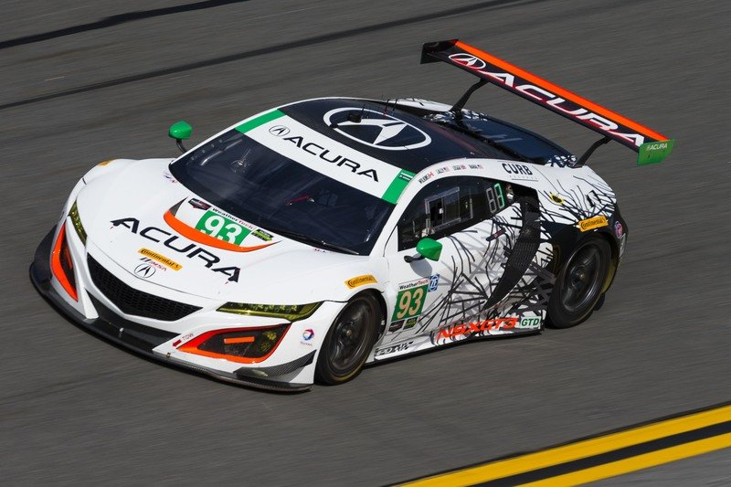 2017 Acura NSX GT3 Race Car High Resolution Exterior - image 725151