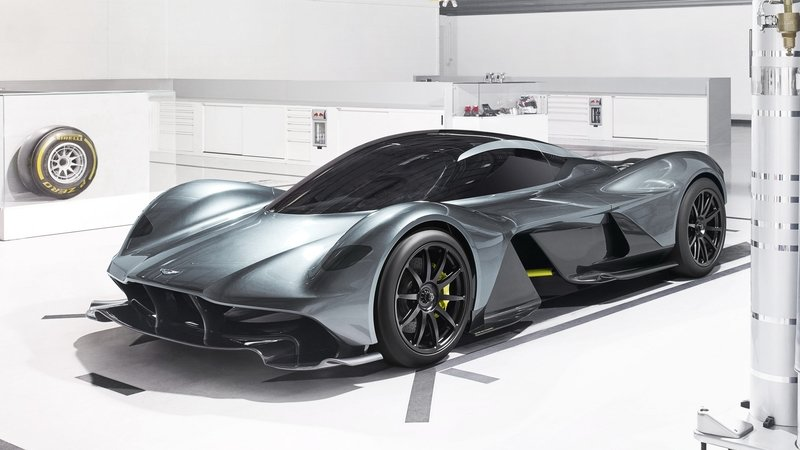 Aston Martin Throws Down The Hammer On Flipping Valkyrie Reservation Slots