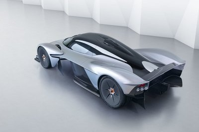 Aston Martin Valkyrie Could Come with the World's Most Powerful Naturally-Aspirated Engine!