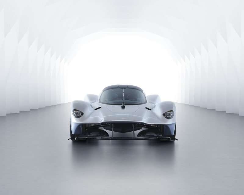 Aston Martin Is Already Working On The Valkyrie's Successor With Plans To Terrorize Le Mans