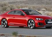 "Audi Exec Calls Audi RS5 Coupe's Published Performance Numbers ""Conservative"" - image 722597"