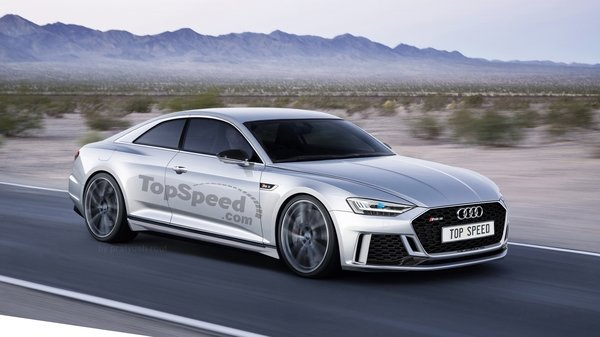 2019 Audi RS9 Coupe Review - Top Speed