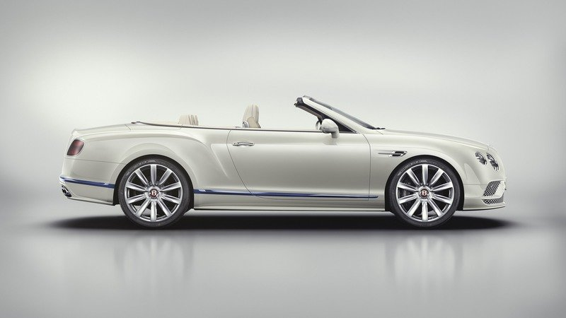 2018 Bentley Continental GT Convertible Galene Edition by Mulliner