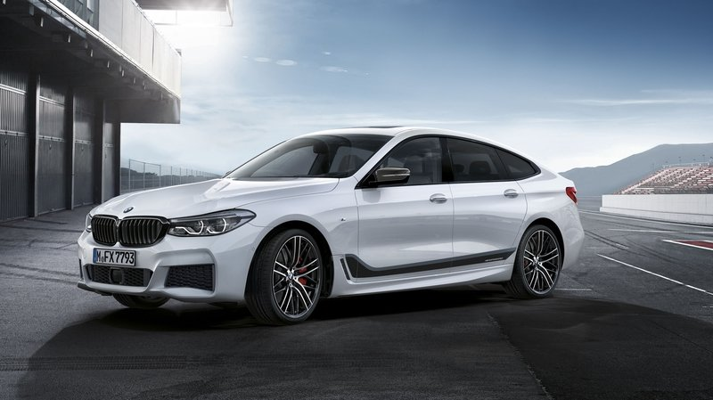 BMW 6 Series Gran Turismo Gets BMW M Performance Parts