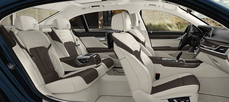 2017 BMW 7 Series Edition 40 Jahre Interior High Resolution - image 724395
