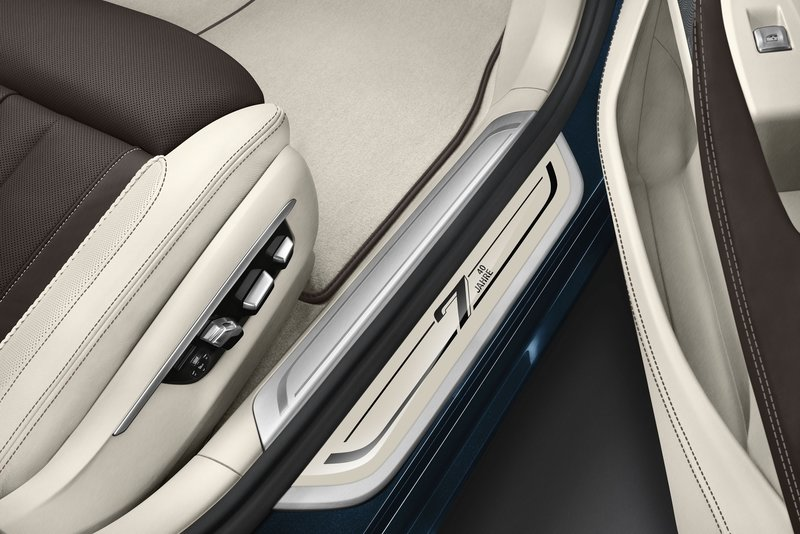 2017 BMW 7 Series Edition 40 Jahre Interior High Resolution - image 724731