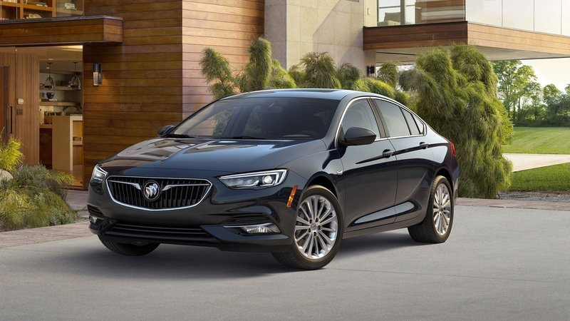 2018 Buick Regal Sportback Top Speed