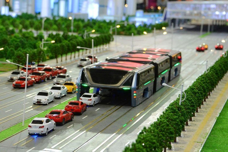 China's Elevated Bus Project Was A Scam After All - image 722294