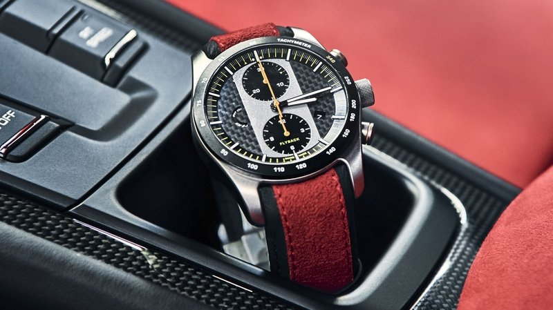 Exclusive Porsche Design 911 GT2 RS Chronograph Is A Nice Add-On To The Porsche 911 GT2 RS