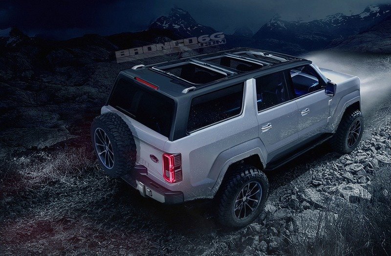 Here's Everything We Know About the New Ford Bronco