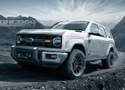 Here's What the 2021 Ford Bronco Could Look Like if It Was Inspired More By the Original - image 722926
