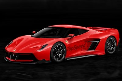 Ferrari Looks To Double Earnings By 2022 By Jumping On The SUV And EV Bandwagons - image 722850