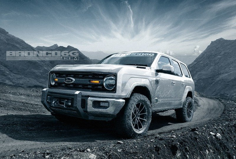 The New 2021 Ford Bronco Debuts in 2020 - Here's When We'll See It