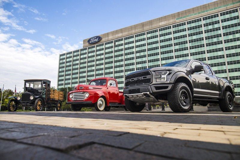 Ford Builds First Truck 100 Years Ago Today