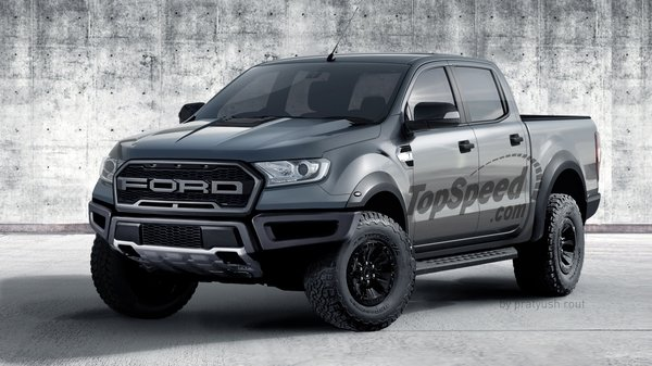 2020 Ford Ranger Truck Review