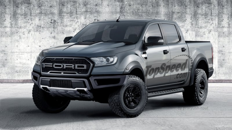 Upcoming Ford Ranger Raptor Might Go Diesel