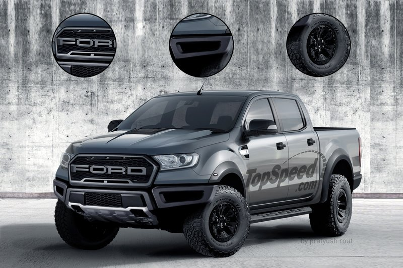 Ford Exec Says That There's No Hope for a Gas-Powered V-6 Ranger Raptor