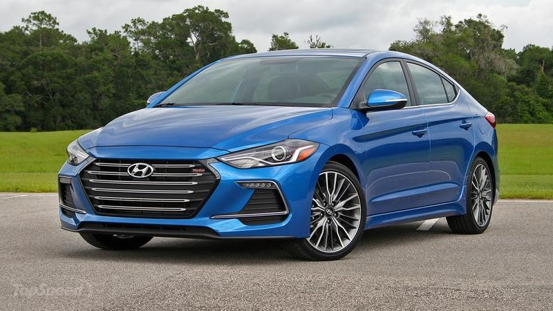 Four Key Differences of the 2017 Hyundai Elantra Sport