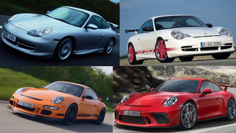 Have Wing, Will Travel – The History of the Porsche 911 GT3