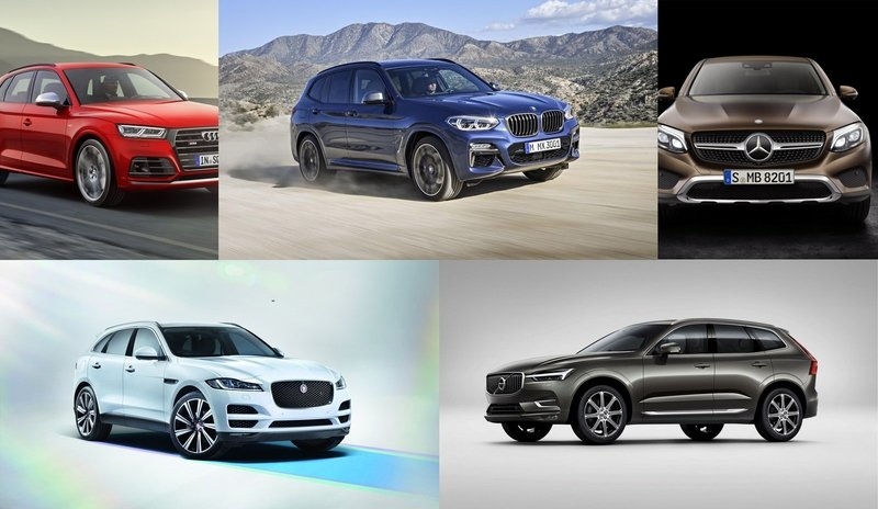 How Does The New BMW X3 Stack Up Against The Competition?