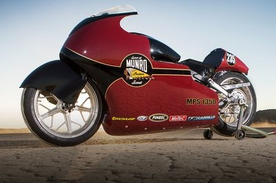 Facts About the Motorcycle Indian Will use to Break Records at Bonneville this Weekend.