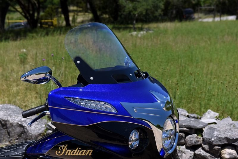 2018 Indian Roadmaster Elite