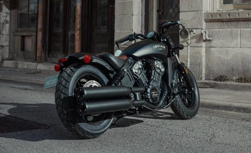 Indian Motorcycles calls for non-pro builders to customize the Scout Bobber