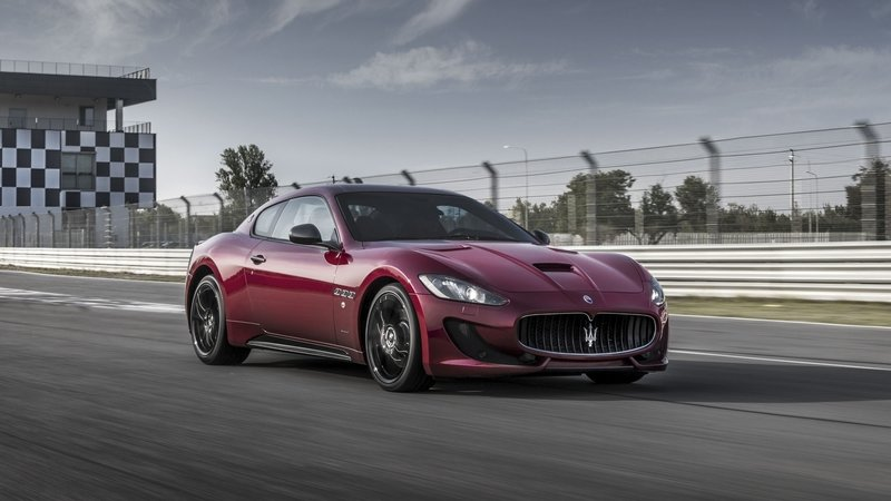 2018 Maserati GranTurismo High Resolution Exterior - image 722442