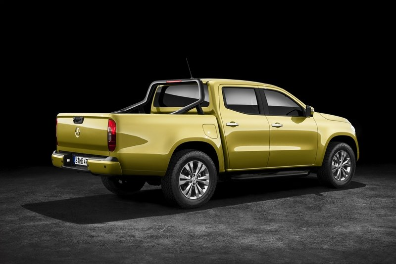 Mercedes-Benz X-Class Debuts In Cape Town, South Africa