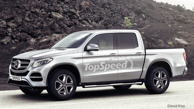 Mercedes Set to Debut X-Class Pickup on July 18