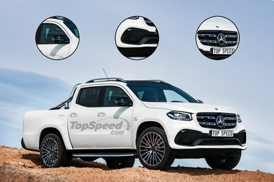 2020 Mercedes X-Class AMG - image 725086