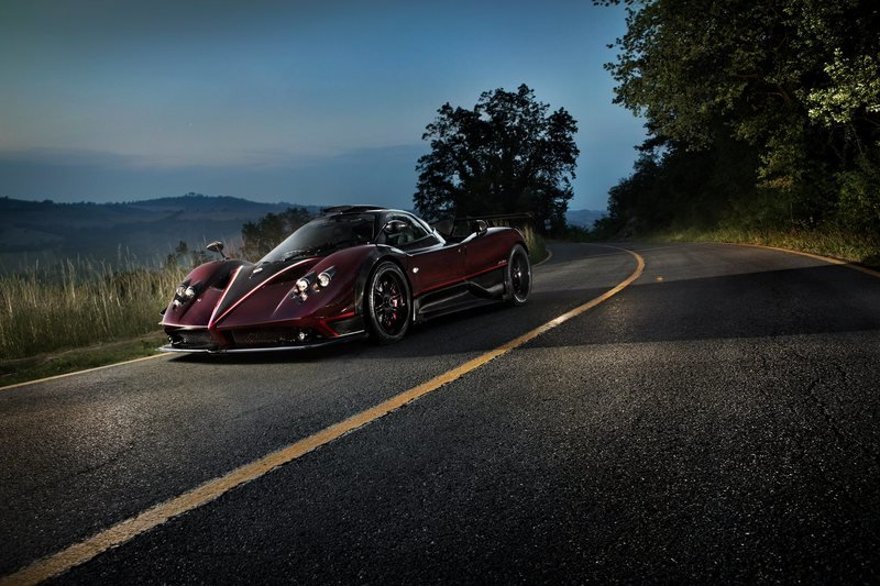 2017 Pagani Zonda Fantasma Evo High Resolution Exterior - image 724538