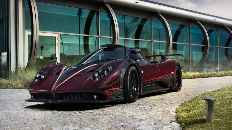 2017 Pagani Zonda Fantasma Evo High Resolution Exterior - image 724691