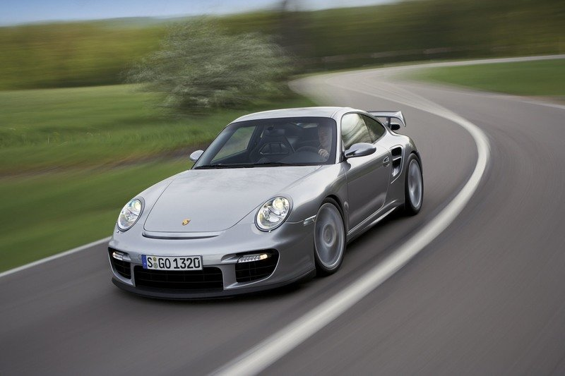 Porsche 911 GT2 RS - From 444 to 700 Horsepower