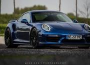 2017 Porsche 911 Turbo S Blue Arrow by Edo Competition - image 724485