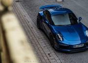 2017 Porsche 911 Turbo S Blue Arrow by Edo Competition - image 724488