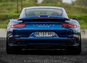 2017 Porsche 911 Turbo S Blue Arrow by Edo Competition - image 724492
