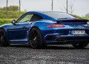 2017 Porsche 911 Turbo S Blue Arrow by Edo Competition - image 724493