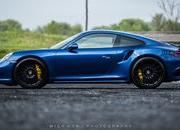 2017 Porsche 911 Turbo S Blue Arrow by Edo Competition - image 724497