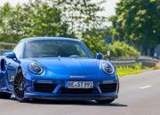 2017 Porsche 911 Turbo S Blue Arrow by Edo Competition - image 724498