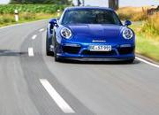 2017 Porsche 911 Turbo S Blue Arrow by Edo Competition - image 724500