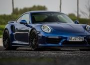 2017 Porsche 911 Turbo S Blue Arrow by Edo Competition - image 724527
