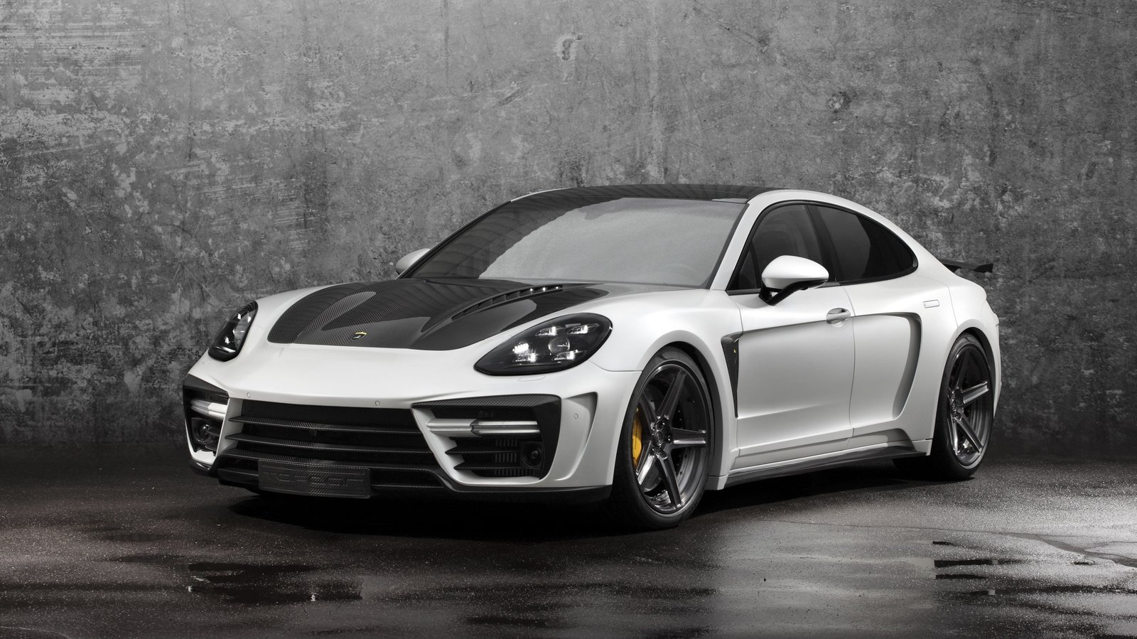 2018 porsche panamera stingray gtr by topcar review top speed. Black Bedroom Furniture Sets. Home Design Ideas