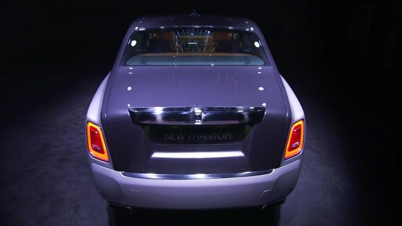 2018 Rolls-Royce Phantom VIII High Resolution Exterior - image 725030