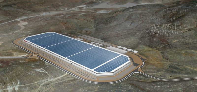 Will Panasonic save Tesla Model Y production from the battery cell shortage foreseen by Gigafactory 1?