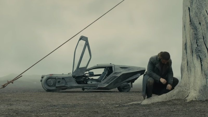 The Cars in Blade Runner 2049 Range From Weird To Awesome - image 724323