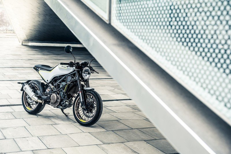Husqvarna finally releases their Huskies onto the streets